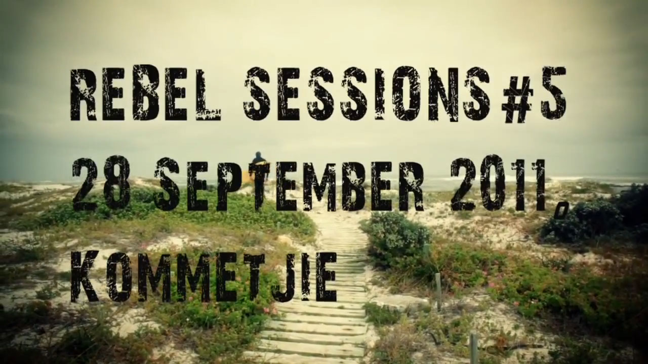 Rebel Session #5 – The Video