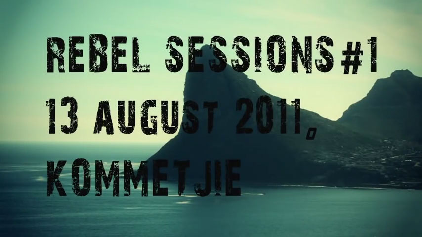 Rebel Session #1 – The Video from the session
