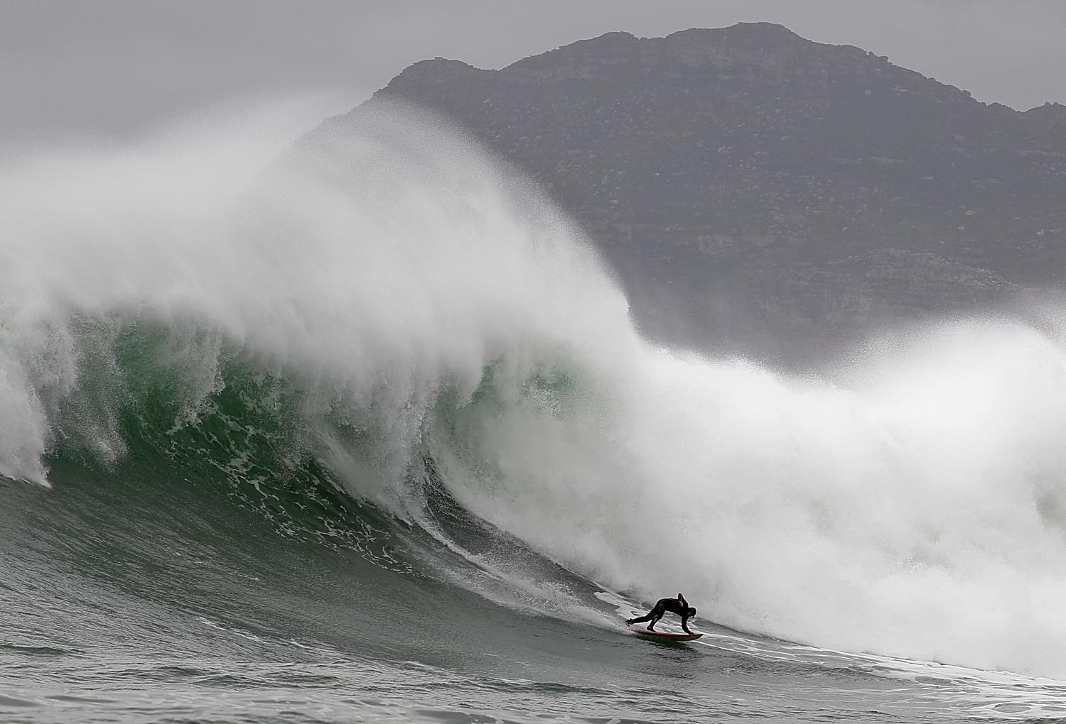 REBEL Sessions 2011 – Rebel Session 5 Big Wave Surfing event in Cape Town, South Africa