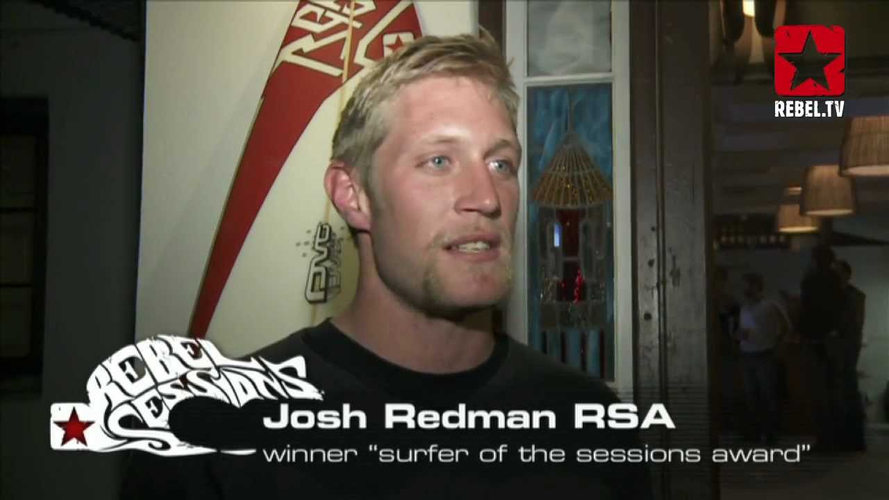 REBEL Sessions 2011 – BIG WAVE SURF – AWARDS DAY